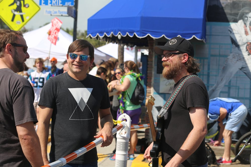 Josh and Jeff Kozelski