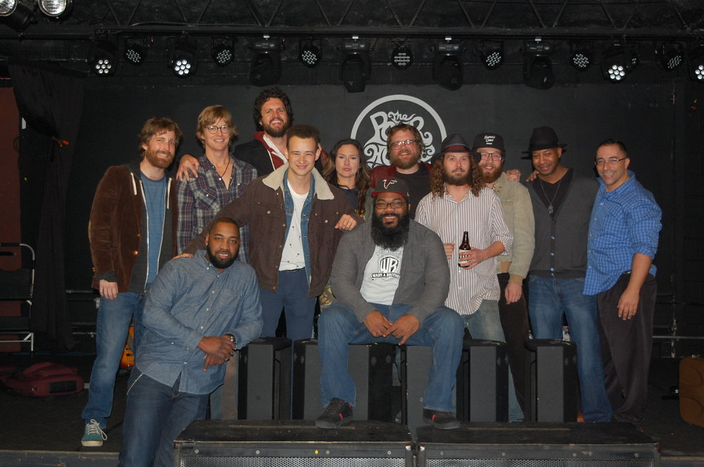 JRATH with Gaslight Street, the Mobros, Moses Brown, Jimmy Maddloni, and Rod Sherman