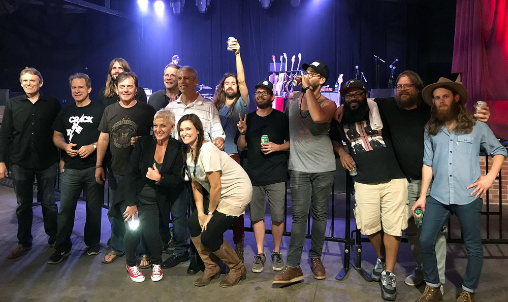 Josh Roberts & The Hinges | Radiobirds | Ivy Road Bands