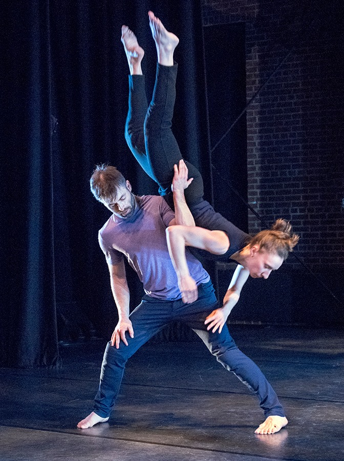 EDAM Dance presents - New Workby Lesley Telford, Arash Khakpour and Peter BinghamSix ShowsWednesday, November 7th, 8:00pmFriday, November 9th, 8:00pmSaturday, November 10th, 8:00pmWednesday, November 14th, 8:00pmFriday, November 16th, 8:00pmSaturday, November 17th, 8:00pmat EDAM studio, Western Front303 East 8th Ave. Vancouver,BCTickets:$10-$20 +gsthttps://www.brownpapertickets.com/event/3717296EDAM's Artistic Director, Peter Bingham, has developed Snail Tornado, a directed improvisation. Performed by Anne Cooper, Elissa Hanson, Arash Khakpour, Walter Kubanek, Diego Romero and Olivia Shaffer.Guest artist Lesley Telford has worked with collaborators Heather Myers and Barbara Adler to create