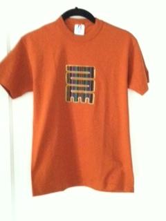 mlyinkyin rust shirt.JPG