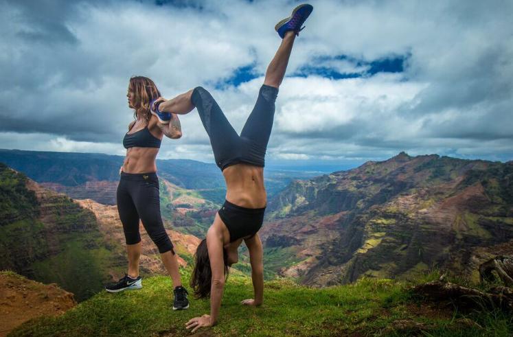 Organic functional fitness