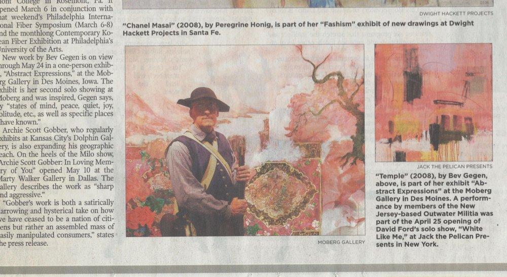 The Kansas City Star. May 11, 2008
