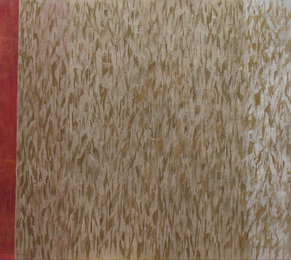 """Midas Touch""48""HX54""WAcrylic on Canvas. $4200"