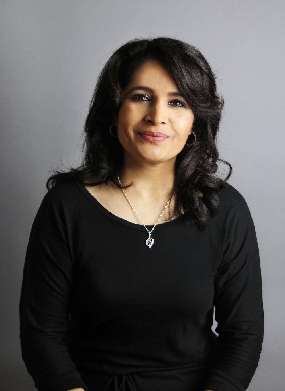Nabila Qurbanali, Stylist & Brow Specialist