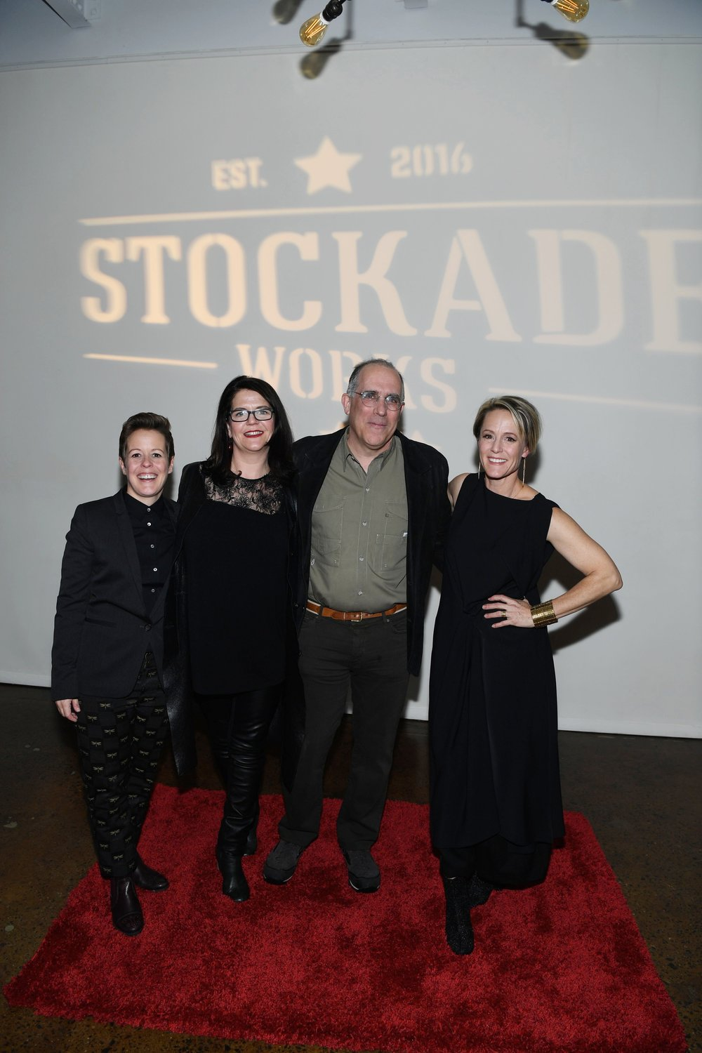 Beth Davenport, Lucy Barzun Donnelly, Bill Horberg, Mary Stuart Masterson