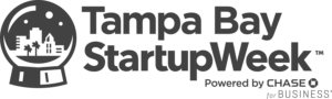 Tampa Bay Startup Week is a weeklong event dedicated to educating and enabling entrepreneurs. Through educational and supportive seminars Startup Week helps local entrepreneurs further their businesses through networking and mentorship.