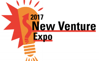 The 2017 New Venture Expo was an event at the University of Tampa's Lowth Entrepreneurship Center to highlight all the startup companies in UT's accelerator and incubator. The event featured over 60 startup companies vying for various prizes and giveaways.