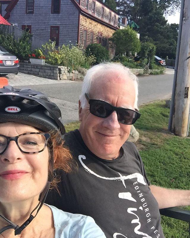Biking in Magnolia