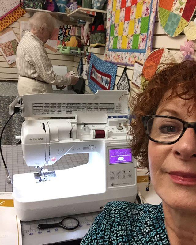 Sewing Class! Inspired by @msbrownisanicon ! And thanks to @itsphippy Changing my life, one gift at a time!