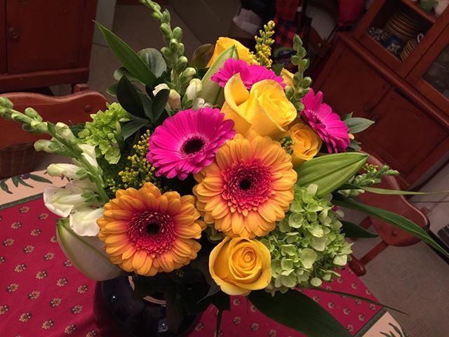 Birthday Bouquet! #thebesthusband