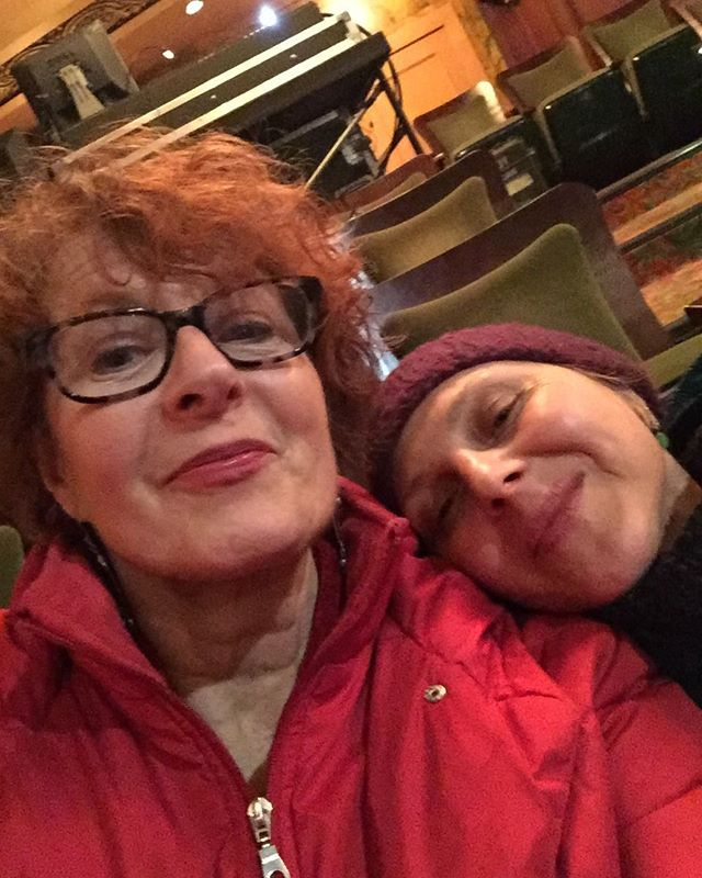 My friend Anna Alisa! So adorable! @annaalisabelous # CelticChristmas