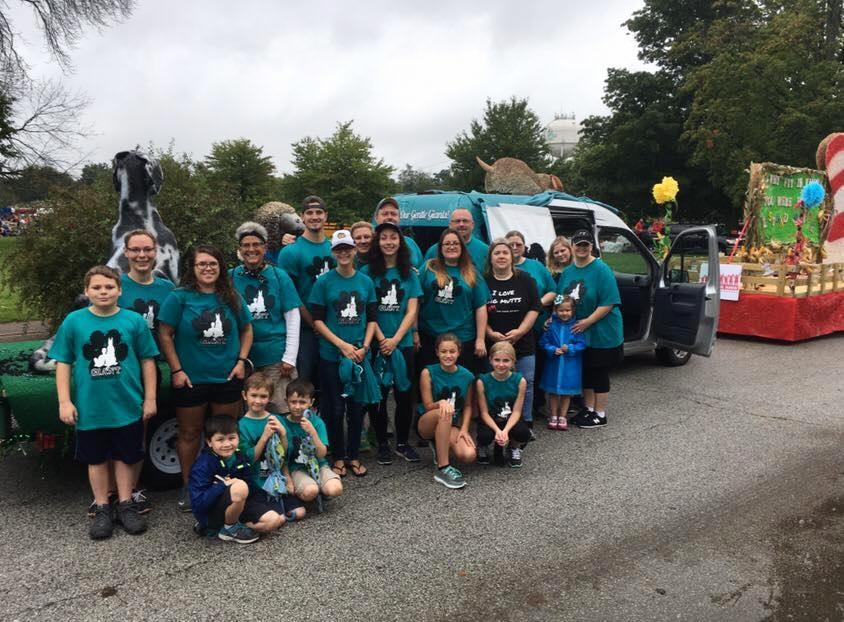 GPPR Volunteers