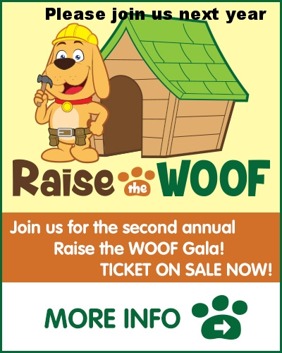 Raise the Woof Gala