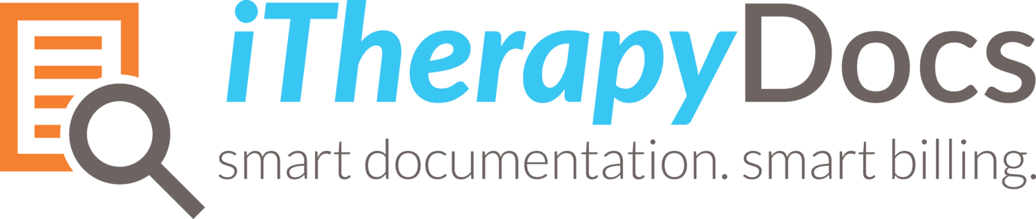 iTherapyDocs – smart documentation. smart billing.