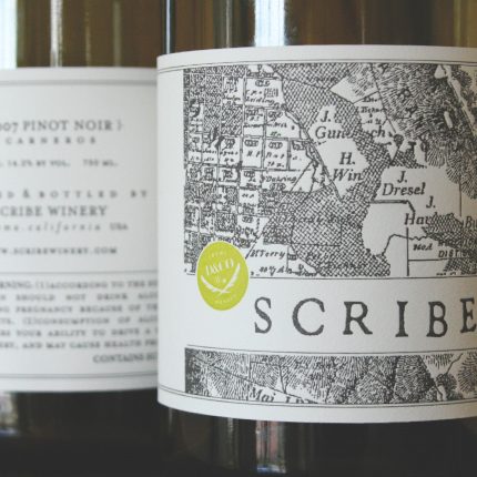 Scribe Winery