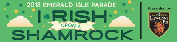 Get in the parade! - Entry forms available online &accepted until Feb. 23.