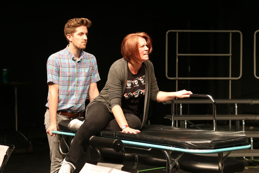 Summit Theatre Group's performance of 'Next to Normal' runs June 15-16 and June 22-24 at the MCC-Longview Cultural Arts Center. All shows begin at 7:30 p.m. except June 24, which begins at 2:30 p.m.