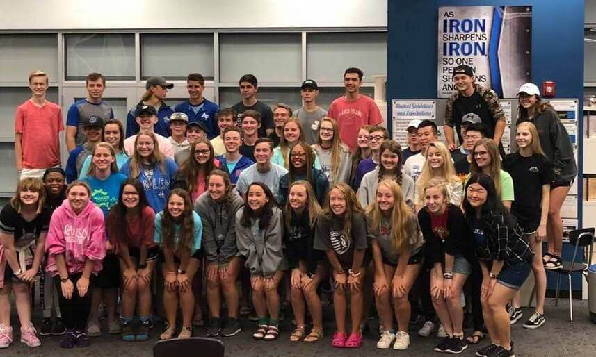 SCA's Senior Class of 2019 took part in the 15th annual Senior Mission Trip, serving in Beckley, West Virginia.