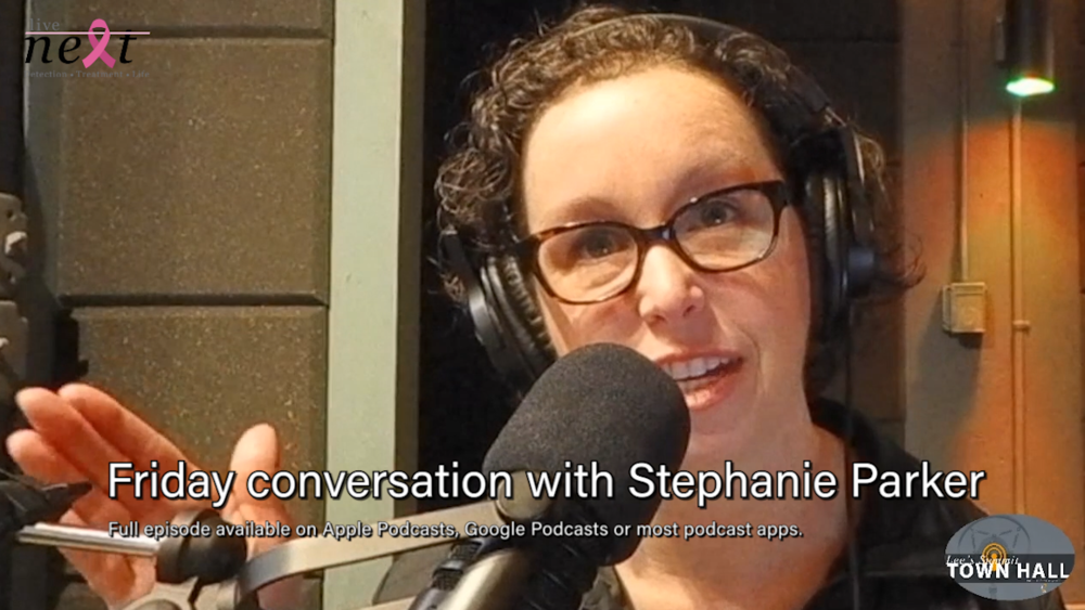 Related - Hear Stephanie's story on an earlier episode of Lee's Summit Town Hall.