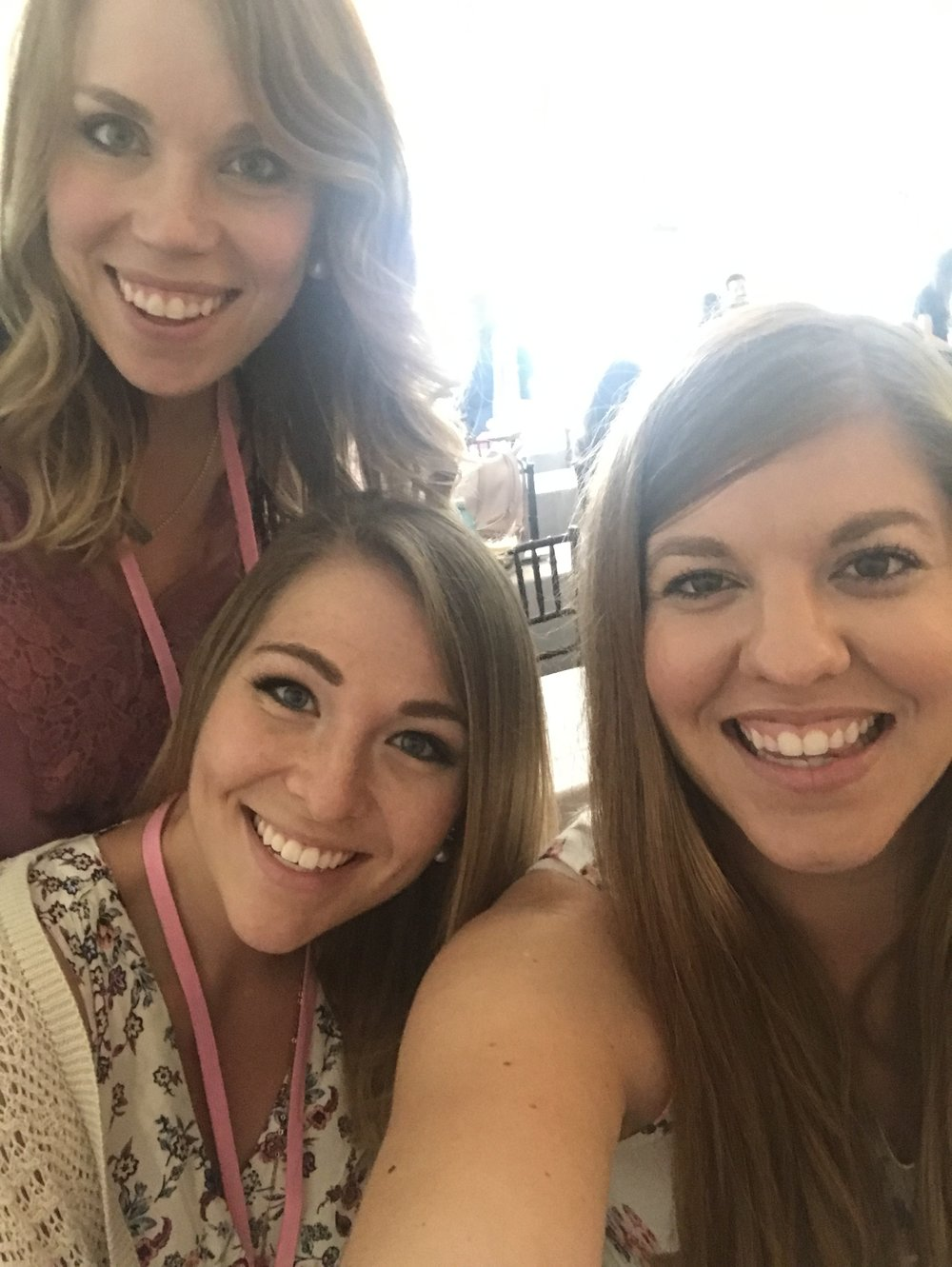 Speaking of connections... - I can't close out this post without a few pictures of the lovely boss ladies and new friends who I had the privilege of sharing an Airbnb with that weekend.  I'm excited to cheer these ladies on and continue to see what they do in their businesses and lives.  They are awesome!