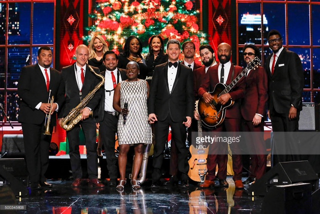 Sharon Jones & The Dap Kings with Michael Bublé
