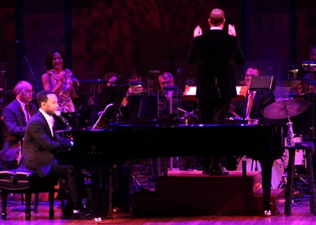 John Legend and The National Symphony Orchestra at The Kennedy Center