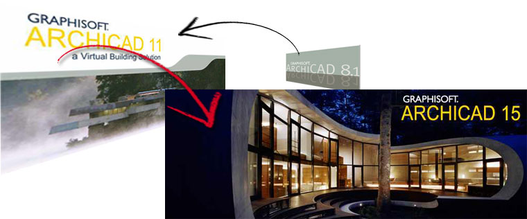 Archicad online object libraries — CADmonkey