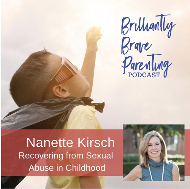 Check out my recent interview on the outstanding Brilliantly Brave Parenting podcast. URL in bio.