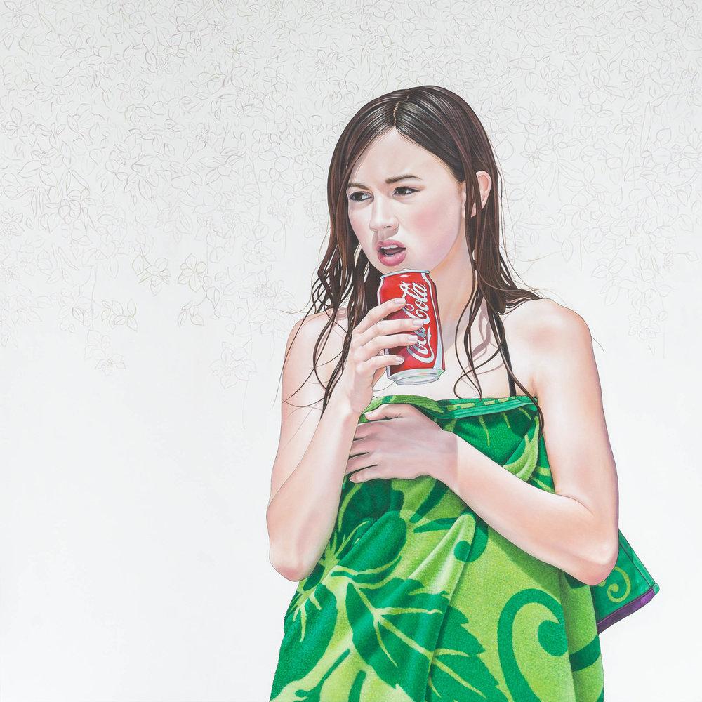 The In-between (Coca Cola Girl)