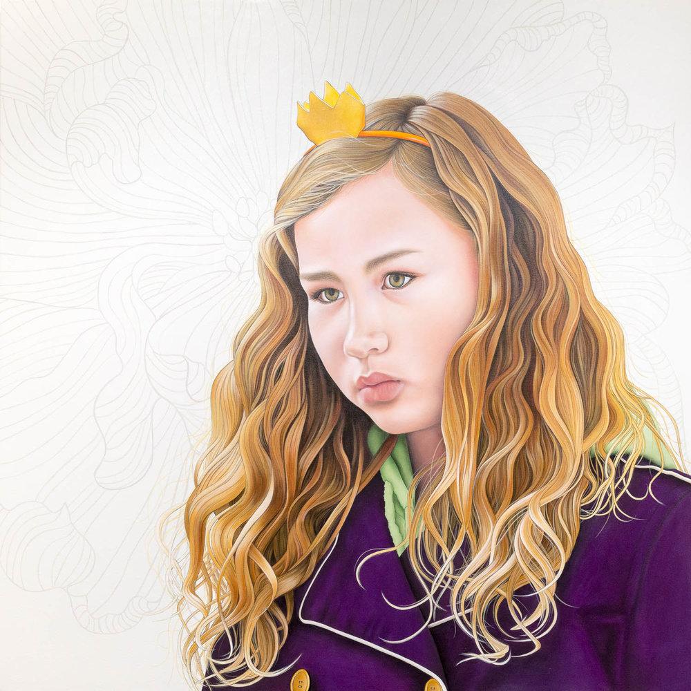 The In-between (Princess Girl)