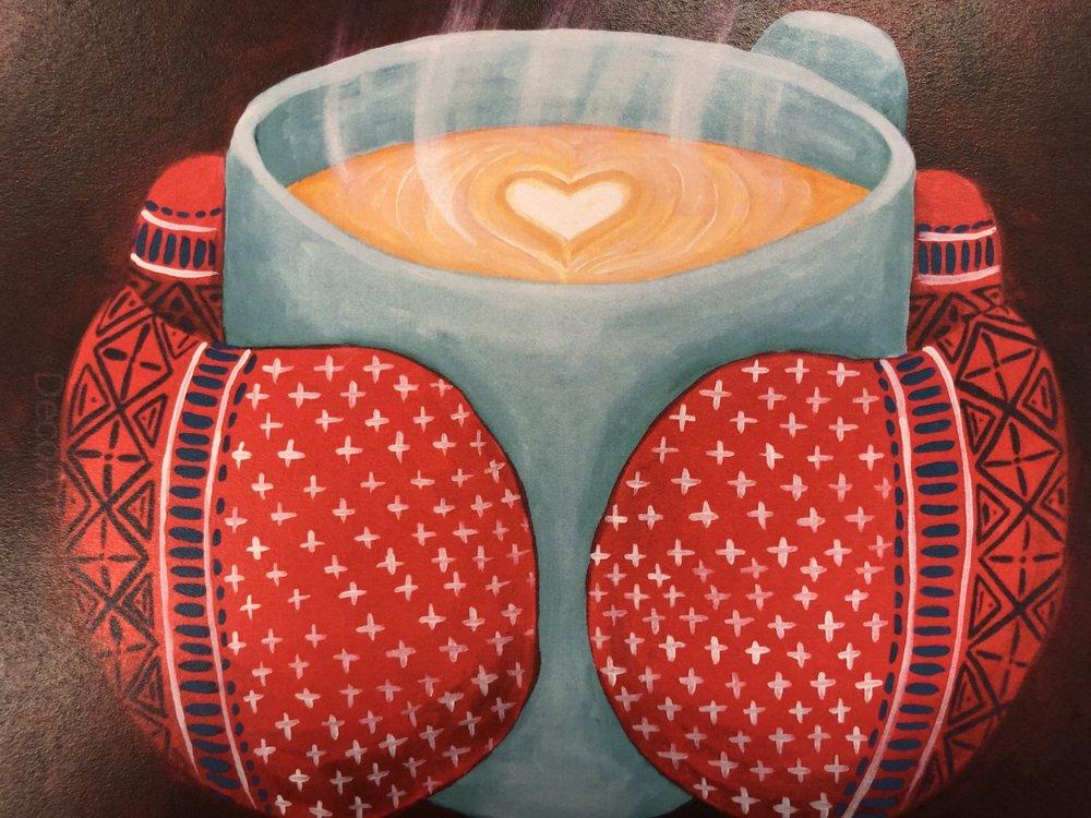 Mug and Mittens