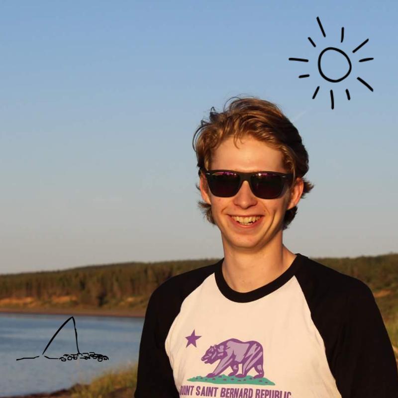Jonas Lawrence, VP Student Life