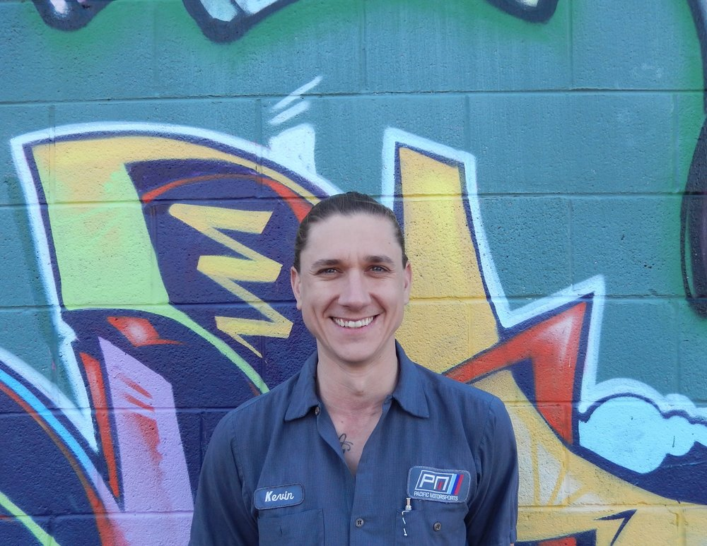 Kevin Poindexter BMW Level One Master Technician-Started in 2015- 2006 BMW Step Graduate