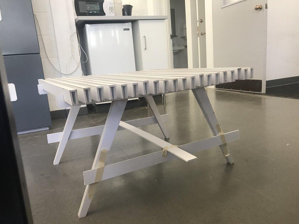 Mockup adjustments to add stabilization