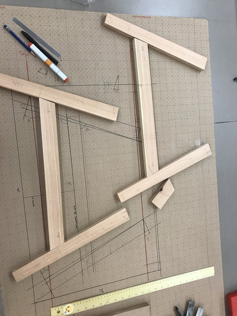 Dry fit test