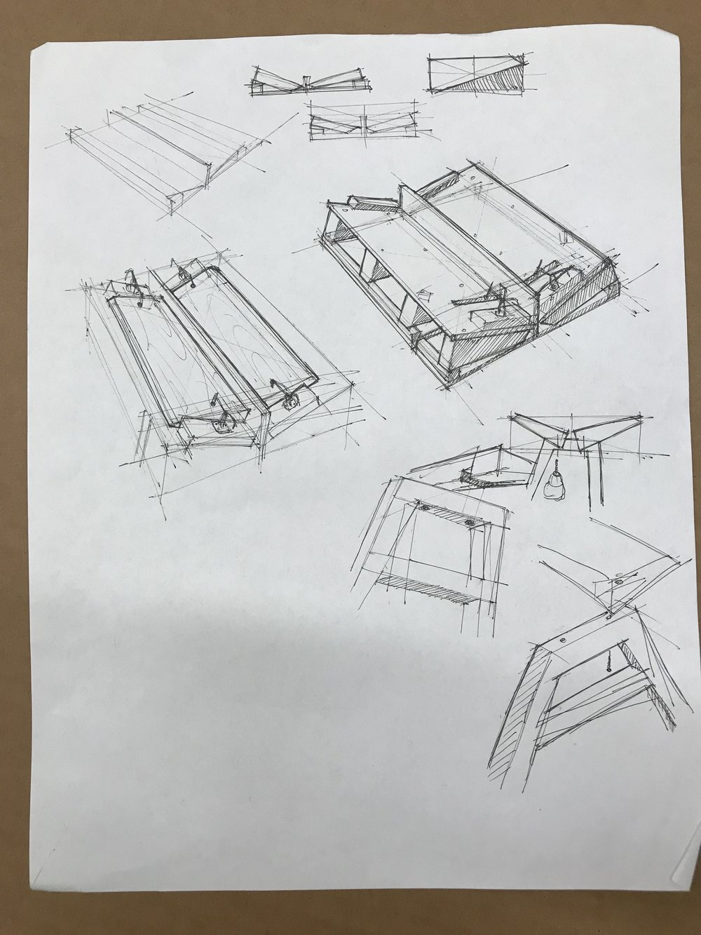 This final jig was complicated in that I needed to make a cut into the seats that aligned 2 pieces, remained level, but also angled the seating pieces upwards so that the seat cups the person sitting in it rather than being a flat surface to sit on.