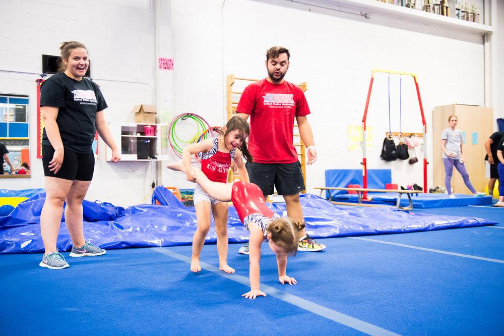 gymnastics nj Adult