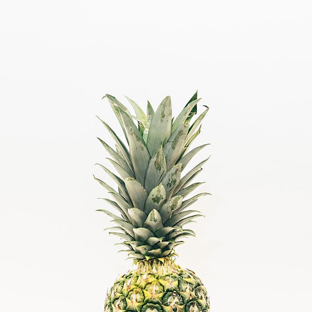 Prickly on the outside. Sweet and juicy on the inside. Like people, looks can be deceiving!  #pineapple #lookdeeper #listen #empathy #relationships #connect #skindeep