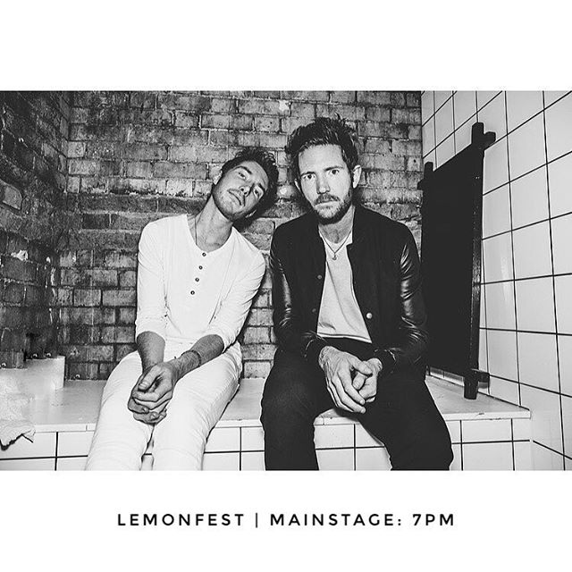 ‪UK! We're performing at @lemonfesthq this Saturday. Tickets and info via the link in our bio. ✨📷: @ed_whitmarsh