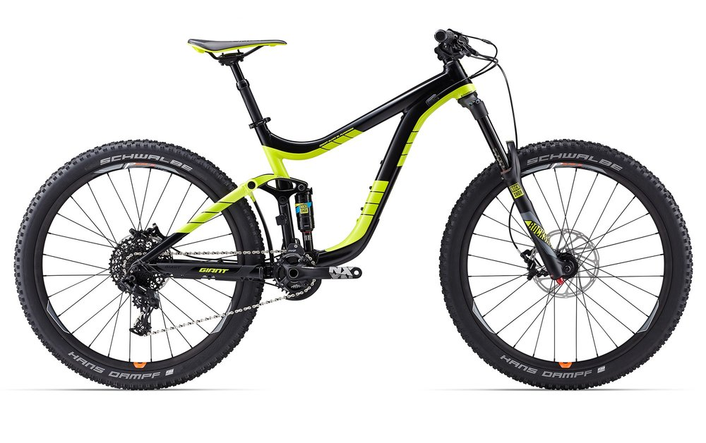 All-Mountain - All-mountain bikes have suspension in the front and rear with a more upright design, allowing riders to climb and descend hills. At the minimum, riders to the Park should have this type of bike which is best suited for beginner and intermediate terrain only.