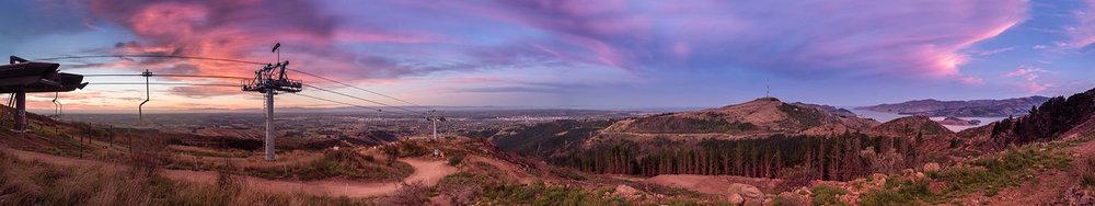 Christchurch Adventure Park - Sunset.jpg