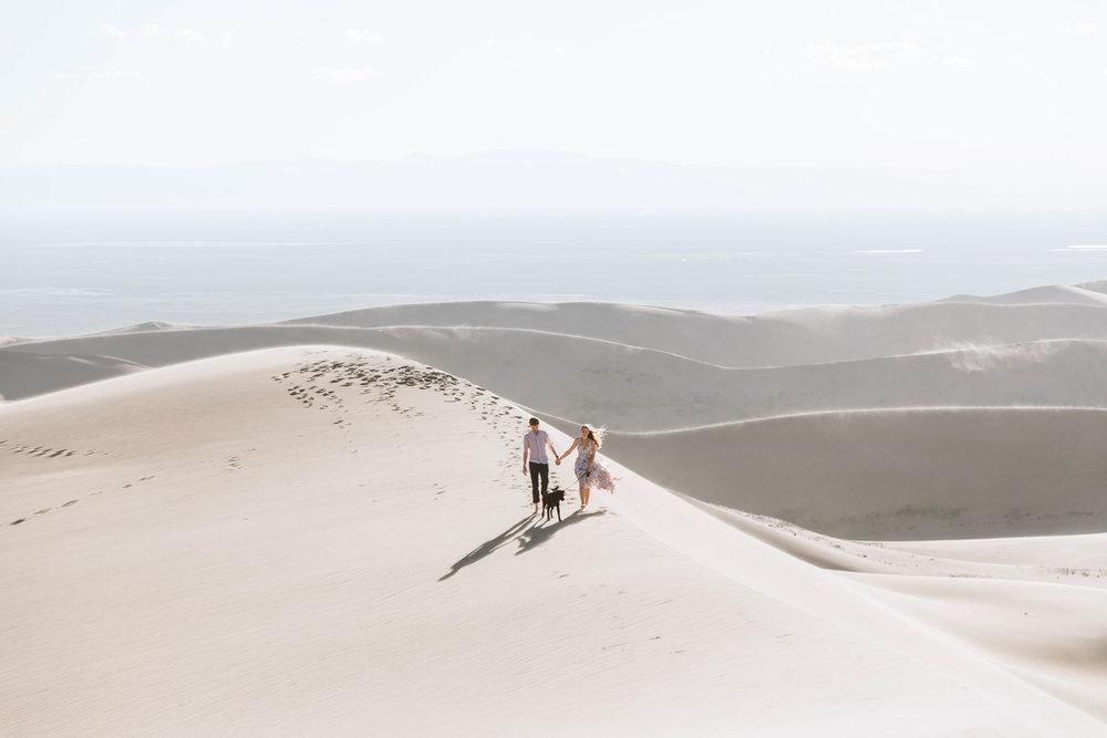 Great Sand Dunes National Park Colorado Wedding Photographer