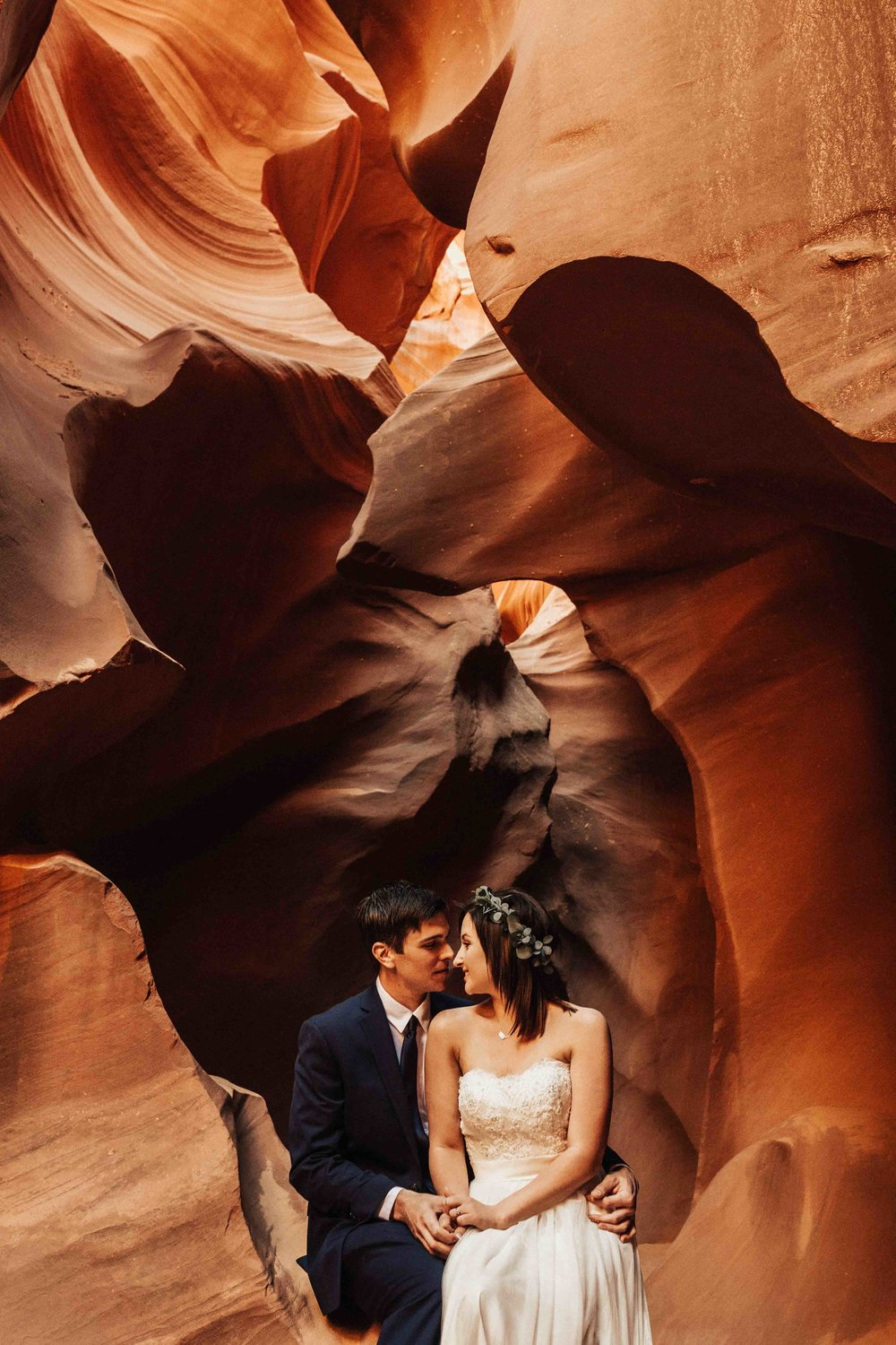 Antelope Canyon Elopement