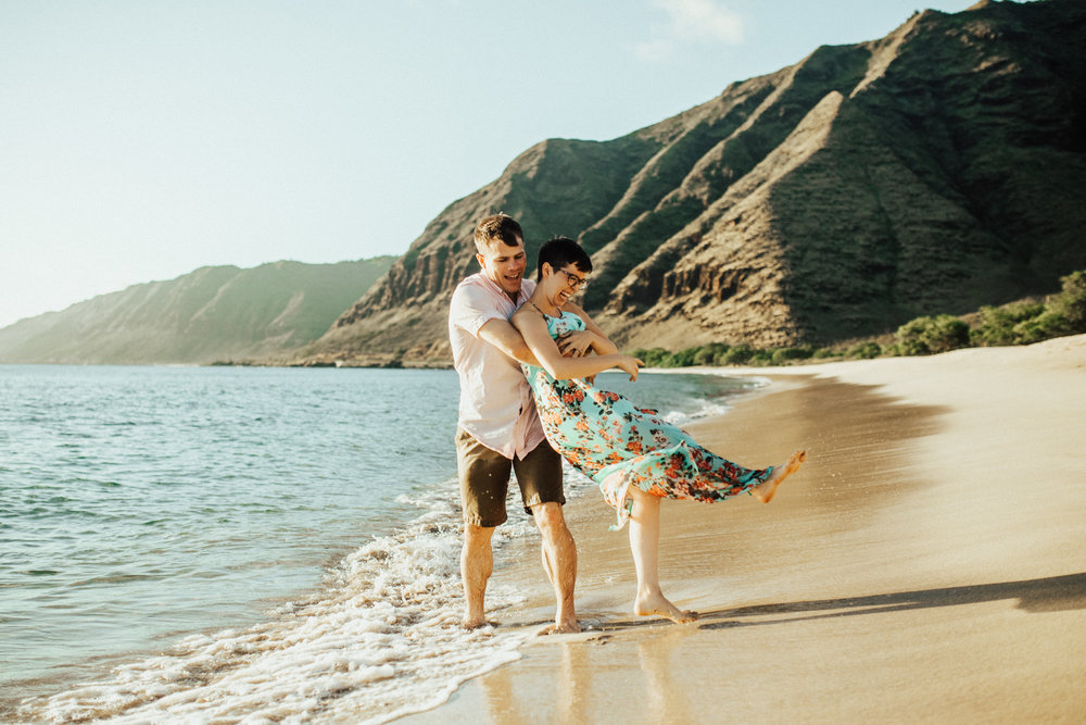 Oahu Hawaii Elopement Photographer
