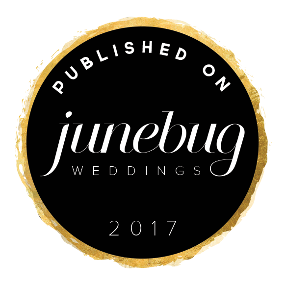 published on junebug weddings
