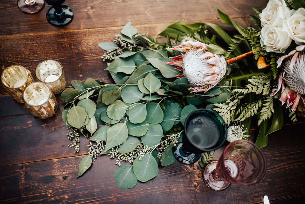 Kualoa Ranch Wedding Bohemian Inspiration