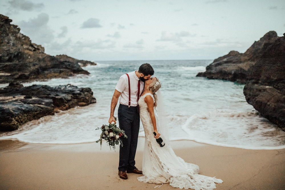 Big Island Hawaii Elopement