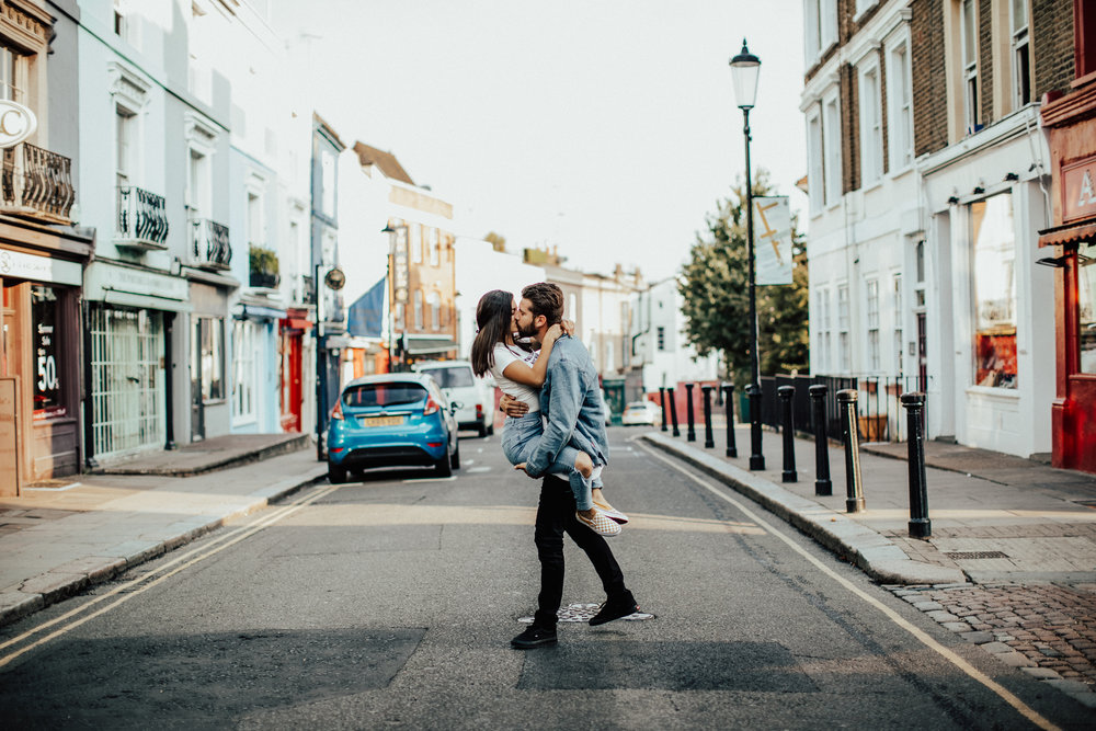 Notting Hill London Wedding Photographer