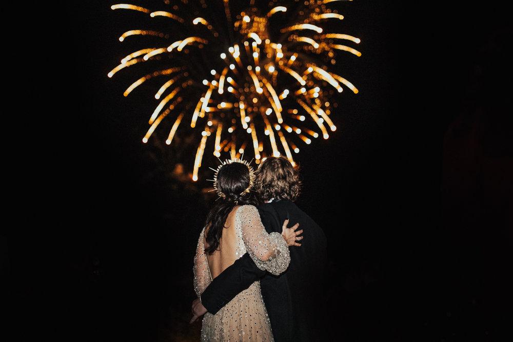 goth-dark-elegant-wedding-fireworks-woodstock-vermont